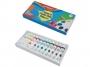 5838001 - farby plakatowe / tempera 12 kolorów Keyroad 12x12ml