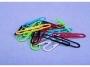 73006 - spinacze kolorowe 50 mm, duże  18 szt./op.