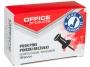 731050 - pinezki do tablic korkowych, kolorowe beczułki Office Products mix kolorów, 100 szt./op.