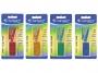 733091_ - zszywacz do 10 kartek Kangaro Mini-10/Y2 C-THRU, zszywki, blister