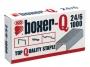 7343246 - zszywki 24/6 ICO Boxer 1000 szt./op.