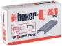 7343266 - zszywki 26/6 ICO Boxer 1000 szt./op.