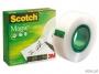 74518 - taśma klejąca biurowa matowa 3M Scotch Magic 810 19 mm x33m, mleczna