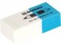 7700005 - gumka do ścierania Donau wielofunkcyjna, 41x18x11 mm, średnia, biało-niebieska