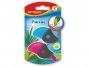 77088 - gumka do ścierania Keyroad Parrot, mix kolorów, 2 szt./op.