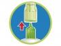 7715500 - korektor w płynie PaperMate Liquid Paper 2in1 Combo 22ml