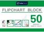 77551 - blok do flipcharta 64x100 cm, 50 kartek, gładki Interdruk Koszt transportu - zobacz szczegóły