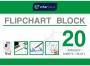 775520 - blok do flipcharta 64x100 cm, 20 kartek, gładki Interdruk Koszt transportu - zobacz szczegóły