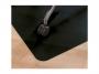 7763921 - mata pod krzesło Leviatan na podłogę 120 x 90cm, czarna