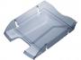 77693_ - półka, szuflada na dokumenty Helit A4 ekologiczna, przezroczysta