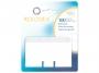777290 - wkład do kartoteki Rolodex białe kartki 57x102 mm do notatek. 100 szt./op.