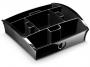 7775502 - organizer do kawy i herbaty, przybornik Cep Take a Break Standard 20,5x21,6x6,8 cm, czarny