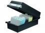 777626__ - pojemnik, kartoteka zamykana A5 poziomo HAN Kartei PS, 235x360x190 mmTowar dostępny do wyczerpania zapasów!!