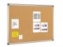 77859106 - tablica korkowa 90x180 cm, rama aluminiowa Bi-Office Koszt transportu - zobacz szczegóły