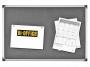 7785931_ - tablica tekstylna 60x90 cm Bi-Office rama aluminiowa Koszt transportu - zobacz szczegóły