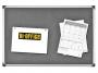 7785932_ - tablica tekstylna 90x120 cm Bi-Office rama aluminiowa Koszt transportu - zobacz szczegóły