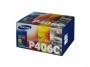84232703 - toner laserowy Samsung CLT-P406C/ELS, CLP-360, 365, CLX-3300, 3305, zestaw kolorowy i czarny cmYK, 1 500 (BK), 3 x 1 000 (COL) stron wydruku