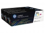 8442220 - toner laserowy Hewlett Packard HP 305A, CF370AM, kolorowy - cmY, 3x2600 stron wydruku