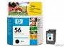 846110 - tusz, wkład atramentowy, głowica Hewlett Packard HP 56, C6656AE, czarna poj.19 ml