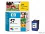 846111 - tusz, wkład atramentowy, głowica Hewlett Packard HP 57, C6657AE, kolorowa poj.17 ml