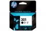 84618701 - tusz, wkład atramentowy Hewlett Packard HP 301, CH561EE, czarny