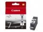 8463701 - tusz, wkład atramentowy Canon PGI-7Bk, 2444B001, czarnySuper cena - 46,45zł