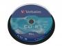 925033 - płyty CD-R Verbatim 700MB 52x cake 10 szt.