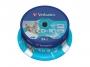 925043 - płyty CD-R Verbatim AZO Wide Inkjet Printable ID Brand, 700MB, 52x, cake 25 szt.