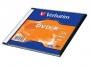 925381 - płyty DVD-R Verbatim Matt Silver, 4,7GB, 16x, slim case, 1 szt.