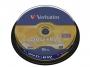 925392 - płyty DVD+RW Verbatim 4,7GB cake 10 szt.