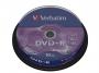 925394 - płyty DVD+R Verbatim 4,7GB x16 cake 10 szt.