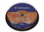 925396 - płyty DVD-R Verbatim 4,7GB x16 cake 10 szt.