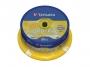 925398 - płyty DVD+RW Verbatim 4,7GB cake 25 szt.
