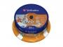 925399 - płyty DVD-R Verbatim AZO Wide Inkjet Printable ID Brand, 4,7GB, 16x, cake 25 szt.