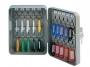 9429001 - szafka na klucze Donau na 20 kluczy, 200x160x80 mm, metalowa