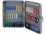 9429002 - szafka na klucze Donau na 48 kluczy, 250x180x80 mm, metalowa