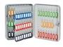 9429003 - szafka na klucze Donau na 93 klucze, 300x240x80 mm, metalowa