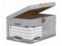 97f01815 - pudło archiwizacyjne Fellowes FastFold z uchylnym wiekiem, karton o wymiarach 378x287x545 mm, 10 szt./op.