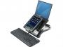 97f80248 - podstawka do notebooka Fellowes multimedia Smart Suites, z uchwytem na tablet i USB, pod laptopa