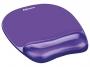 97f91441 - podkładka pod mysz i nadgarstek ergonomiczna Fellowes żelowa fioletowa