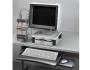 97f93804 - szuflada na klawiaturę i myszka pod brat Fellowes grafitowa 735x290x104 mm