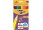 9901851 - kredki ołówkowe Bic Kids super soft 12 kolorów + temperówka