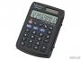 9ch217 - kalkulator kieszonkowy Vector CH-217 BLK, 12 miejscowy wyświetlacz