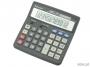 9dk209 - kalkulator biurowy Vector DK-209DM BLK, 12 miejscowy wyświetlacz