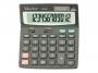 9dk281bk - kalkulator biurowy Vector DK-281 BLK, 12 miejscowy wyświetlacz