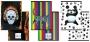 R000284 - zeszyt A5 w linię Gimboo Vip 16 kartek, bez marginesu, mix wzorów