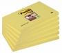 R000302 - karteczki samoprzylepne 3M Post-it Super Sticky 655-S 127x76 mm, 90 kartek, żółte