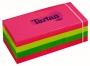 R000321 - karteczki samoprzylepne TARTAN 5138-N 38x51 mm, 12x100 kartek, mix kolorów