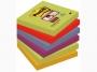 R000323 - karteczki samoprzylepne 3M Post-it Super Sticky 654-6SS-MAR 76x76 mm, 6x90 kartek, paleta marrakesz