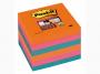 R000324 - karteczki samoprzylepne 3M Post-it Super Sticky 654-6SS-EG 76x76 mm, 6x90 kartek, bangkok